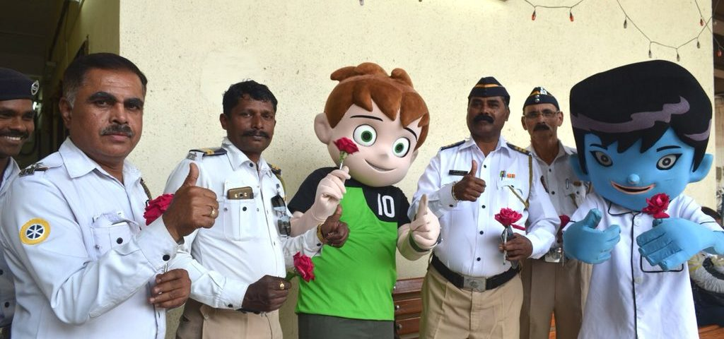 Cartoon Network ramps up their #BachchePoliceBulayenge initiative