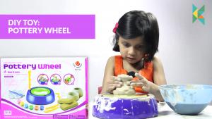 kyrascope DIY Pottery Wheel India amazon