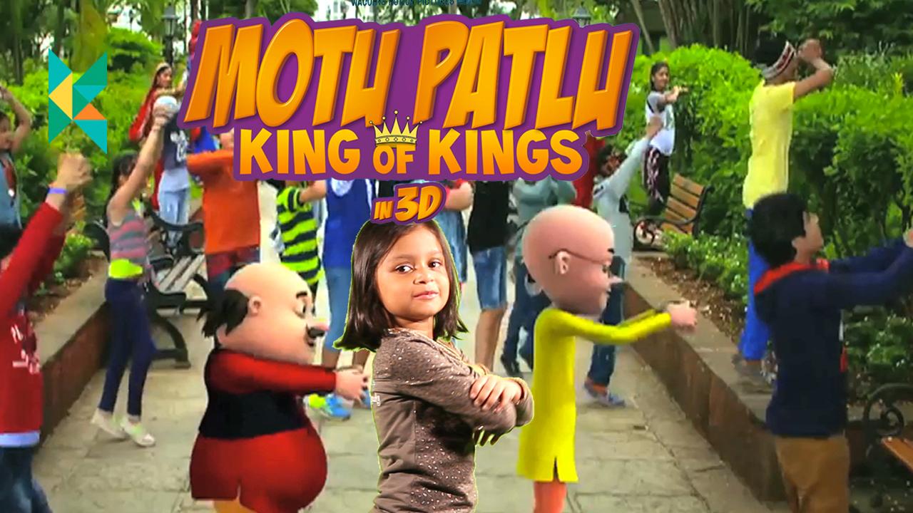 Motu Patlu King Of Kings In 3d Movie Review Hindi Motu Aur Patlu