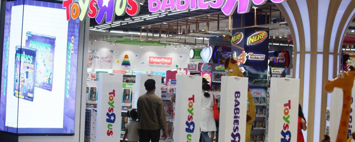 Toys R Us Bengaluru India