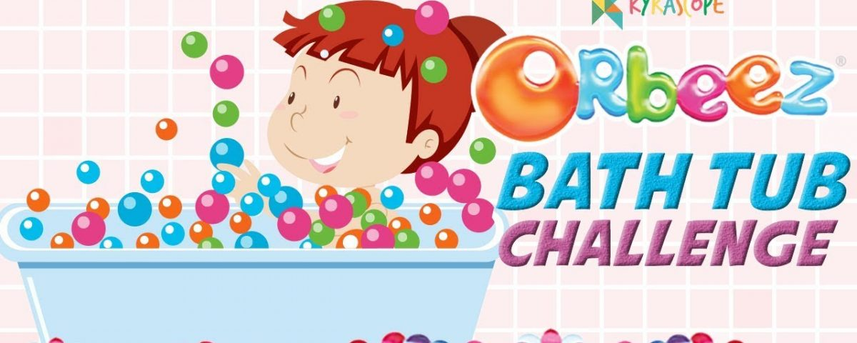 Orbeez Bath Challenge Indian Toys Review Kyrascope Toy