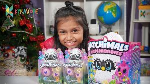 Who Will I Hatch? HATCHIMALS Unboxing : Hatching Fun Surprise Eggs