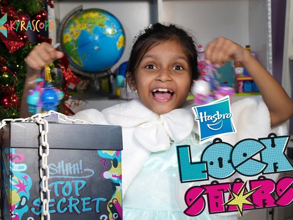 Hasbro lock stars - lock stars - 'lock on, lock stars!' Mystery Surprise box