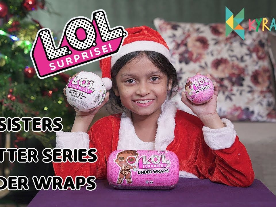 LOL SURPRISE DOLLS - Unboxing and Review