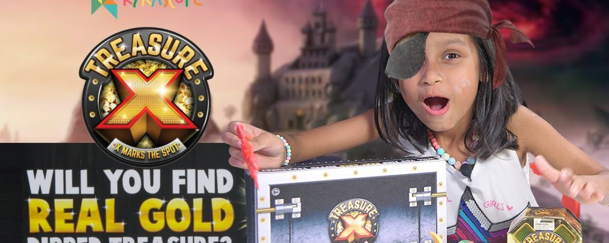 Treasure X Will you find the golden treasure? Now in India Winmagic Toys Kyrascope Toy Reviews