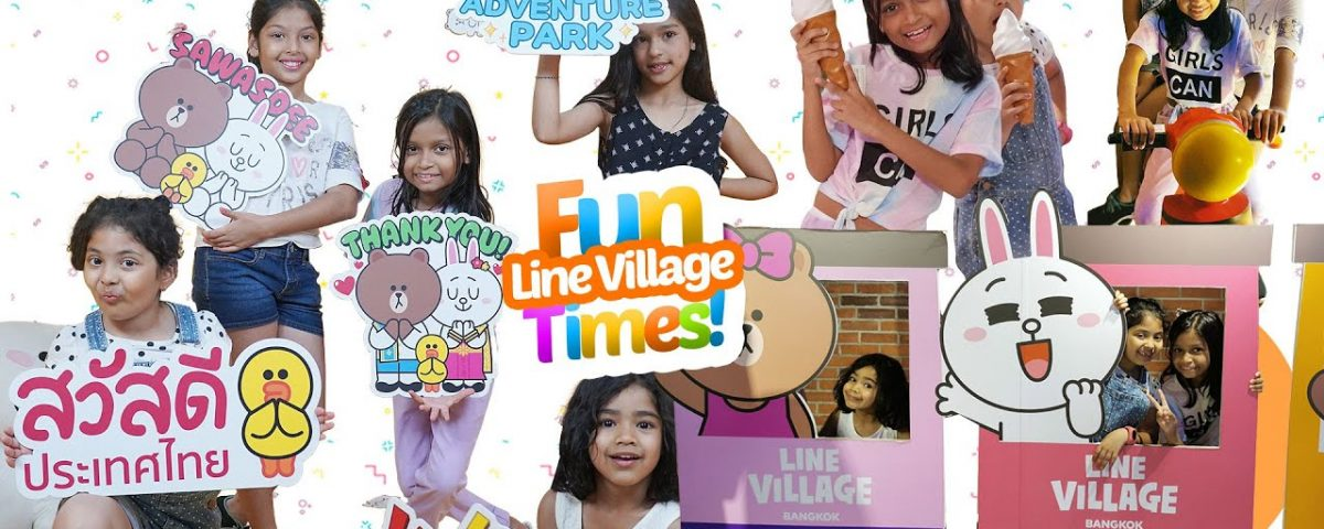 Line Village Bangkong Thailand