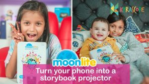 Unboxing | Moonlite Storytime Projector from Spin Master
